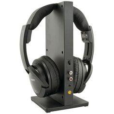 Sony Wireless Over-ear Headphones