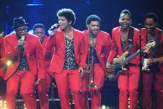 """Bruno Mars is taking his act on the road again, with his summer Moonshine Jungle tour promoting his second album, """"Unorthodox Jukebox."""""""