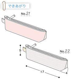 プレゼントにも!色使いが楽しいシンプルなペンケースの作り方(布小物) | ぬくもり