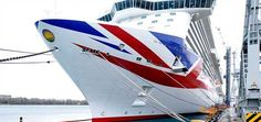 Fincantieri delivers Britannia to P&O Cruises in Italy