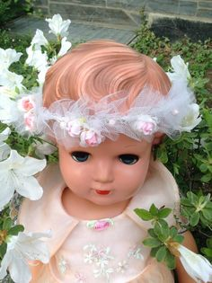 Vintage and Precious German Doll by Rescuedlittleangels on Etsy