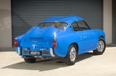 zagato cars for sale | 1959 Fiat Abarth 750 Zagato