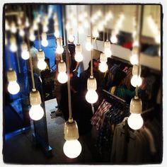 Light bulbs...