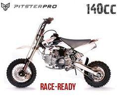 X2 140R Pitster Pro Kids 140cc Pit Bike – ProvenPowerSports.com