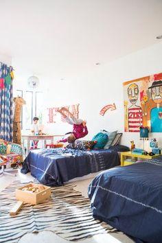 Amanda Masters - a bright beach house