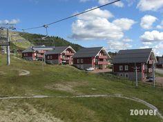 Vakantiepark Idre Fjall in Idre, Zweden #vakantie #zweden #scandinavie