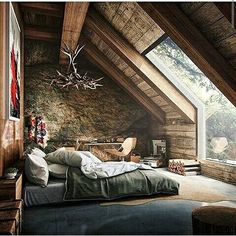 Cabin dream house
