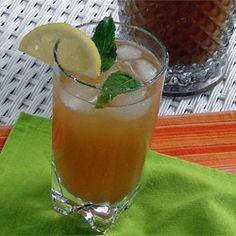 Mint Tea Punch - Allrecipes.com