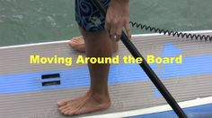 SUP tips: Keep feet from going numb & moving around on a Stand Up Paddle. Sup Paddle Board, Sup Stand Up Paddle, Standup Paddle Board, Kayak Paddle, Sup Boards, Kayak Camping, Kayak Fishing, Camping List, Sup Girl
