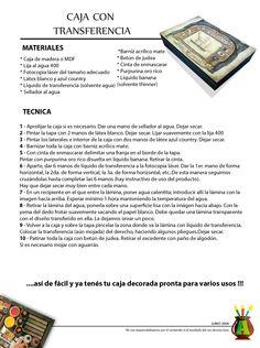 2004/06 - Consejo del Mes - Junio 2004 - Caja con Transferencia
