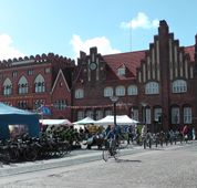 Fancy a taste of Danish life? At the moment if you book a DFDS 2 night mini cruises to Esbjerg, you pay for one and get one free. Prices start at just £99 for 2 - less than £50 each! Explore Esbjerg and it's many delights, climb the water tower for a panoramic view of the city, sit in a cafe and watch the world go by or explore the historical maritime port by foot