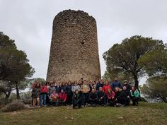 Excursión a la Torre del Hacho con nuestro alumnado de Patrimonio de #Antequera. Ver más información de nuestro plan de patrimonio en nuestra web