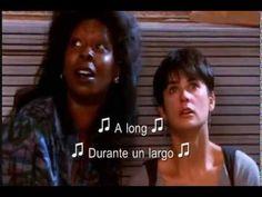 Melodia Desencadenada Ghost Subtitulos en Ingles y Español - YouTube