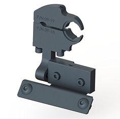 BlendMount Audi Aluminum Radar Detector Mount for Valentine One V1. Patented Design – Made in USA – Looks Factory Installed