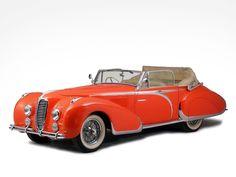 1947 Delahaye 135 M Drophead Coupe