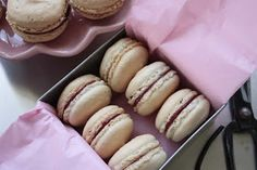 saucy's sprinkles (bloggedy blog blog): macarons demystified