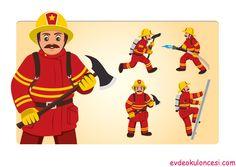 Yangın Çıktı Parmak Oyunu