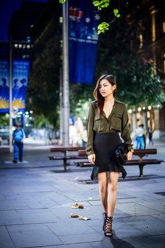 ANGEL'S PLACE | Rachel Bambi | Singapore Fashion Blog Singapore Fashion, Bambi, Asian, Lifestyle, People, Blog, Dresses, Vestidos, Blogging