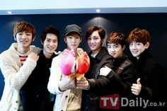 Exo ☺chanyeol was look a like baby 3 years ago  but look at kai he was attractive from first