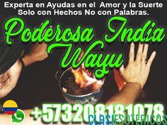 UNICA MAGIA BLANCA PARA EL AMOR DE LA PODEROSA MAESTRA INDIA WAYU +57 3208181078 - Clasiesotericos Colombia