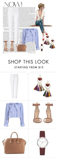 """""""Styles&Co"""" by styles-co on Polyvore featuring mode, ESCADA, MANGO, Gianvito Rossi, Givenchy et DKNY"""