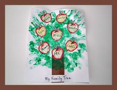 20 Best Kids Family Tree Activities Images Activities For Kids