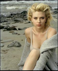 Scarlett Johansson by Annie Leibovitz Photography