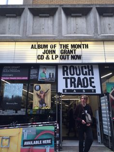 nuyes — Rough Trade, London