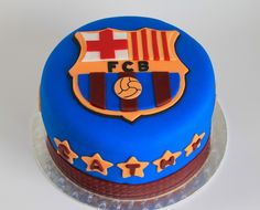 Tarta Fútbol Club Barcelona - Barça