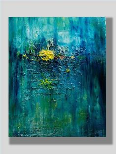New painting canvas ideas abstract oil Ideas Abstract Canvas Art, Oil Painting Abstract, Knife Painting, Yellow Wall Art, Contemporary Paintings, Oeuvre D'art, Painting Inspiration, Sculpture, Artwork