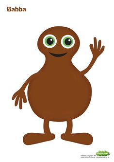 Skriv ut Babblarna-figurer – Babblarna Baby Birthday, Montessori, Children, Kids, Disney Characters, Fictional Characters, Preschool, Clip Art, Diy Crafts