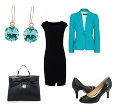 """""""Untitled #300"""" by sm137 on Polyvore featuring MANGO, Martine Wester and Cole Haan"""