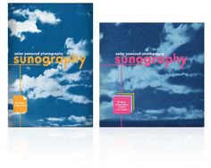 Sunography: solar powered photography; another alternative pre-sensitised cyanotype brand; paper and fabric kits available; the paper kit consists of '90lb heavy weight 100% cotton watercolor paper' which is sensitised on both sides; this paper is quite different to the very thin Sunprint kits