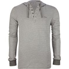 RVCA Mens Hooded Thermal