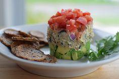 Tunaless salad stack final