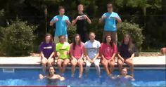 Excel Aquatics Swim Team is FANCY - Swim Style