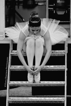 Ballet .. Black and white !!!❤️