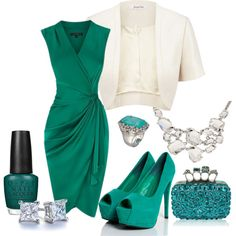 """turkiz"" by dfanny on Polyvore"