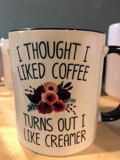 cute mugs target Check out these coffee mugs that you should really buy Cute Coffee Mugs, Cute Mugs, Coffee Love, Funny Mugs, Coffee Cups, Tea Cups, Coffee Coffee, Pretty Mugs, Coffee Creamer