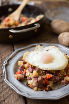 Recipe: Classic Corned Beef Hash — Breakfast Recipes from The Kitchn