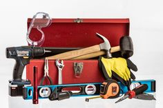 Even the most reluctant D.I.Y.er needs a few basic tools. Here's what the experts suggest.