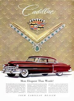1952 Cadillac Jewels by Harry Winston