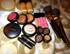 Mac makeup only theee best!