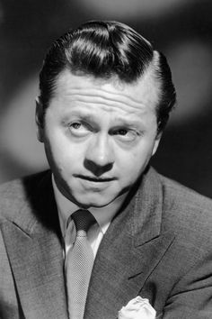 Mickey Rooney, the pint-sized ball of energy who starred as Andy Hardy, America's boy next door, in 16 films for MGM — merely one highlight in an irrepressible and unimaginable nine-decade career in show business — died on April 6. He was 93.