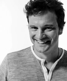 colin firth. yes.  love him.  and love the button-up tee