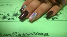 Holocrome nail