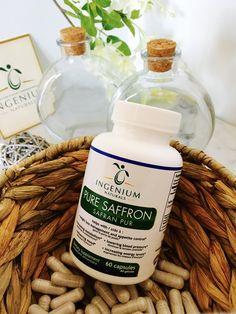 Pure Saffron Nutritional Heath Supplement