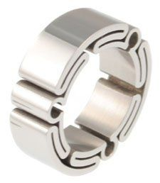 BOLD Folded Stainless Steel OMEGA Men Ring Size 13 MAN Bold Steel, http://www.amazon.com/dp/B005GFU0FE/ref=cm_sw_r_pi_dp_d80-qb07831T9