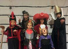 Halloween 2014 Disney Villains ~ Ohana Project