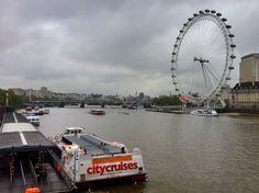 Río Támesis (Thames River) - Londres, Reino Unido (London, UK) - iPhone 4S & HDR Pro Copyright © Juan Hernandez Orea